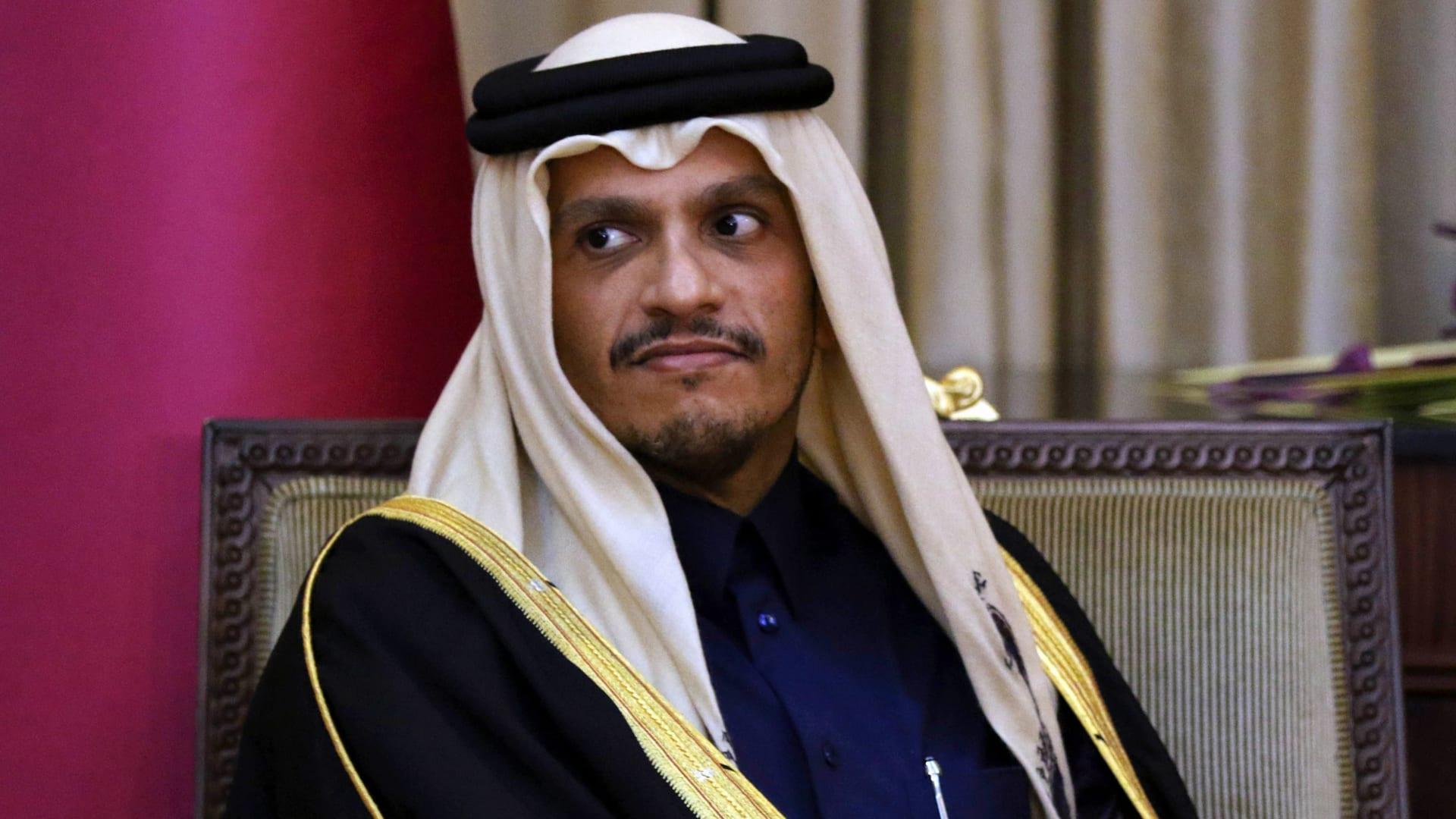 هل اتفاق حل الأزمة الخليجية سري؟ وهل يحرج أي دولة؟ وزير خارجية قطر يجيب