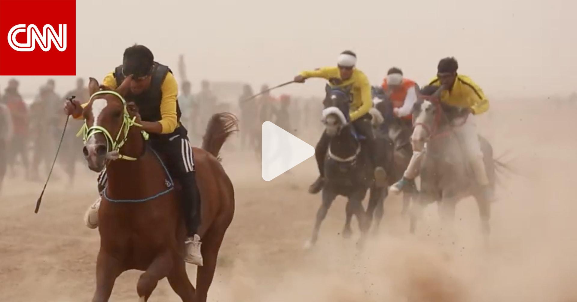 مسابقة للخيول العربية الأصيلة بمشاركة 125 جوادا في القامشلي