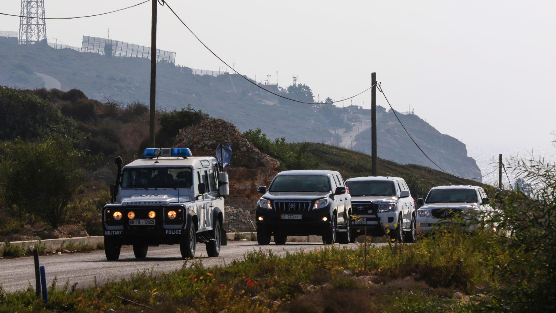 تمام سلام يتحدث لـCNN عن ترسيم الحدود البحرية بين لبنان وإسرائيل.. هذه توقعاته