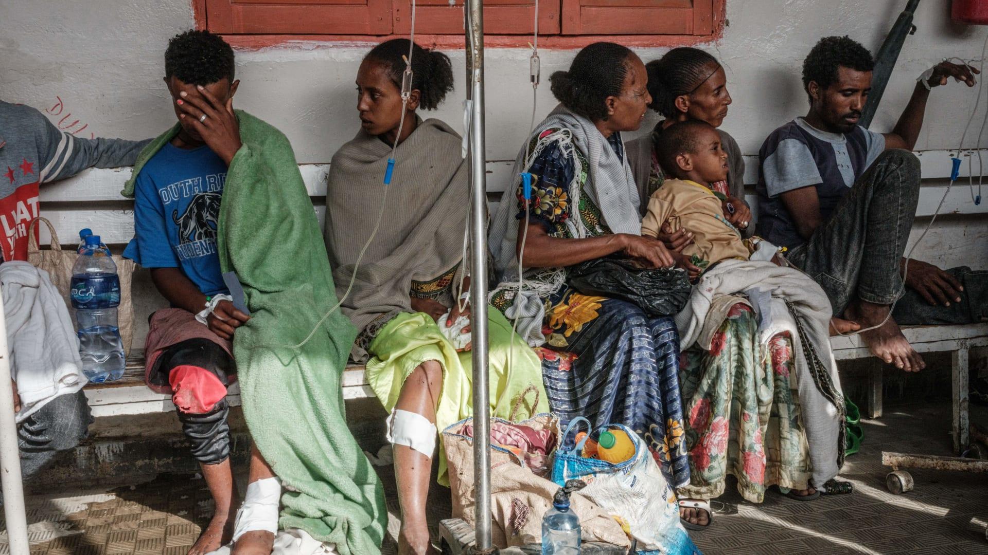 مقتل ثلاثة أطفال في الغارات على تيغراي الإثيوبية