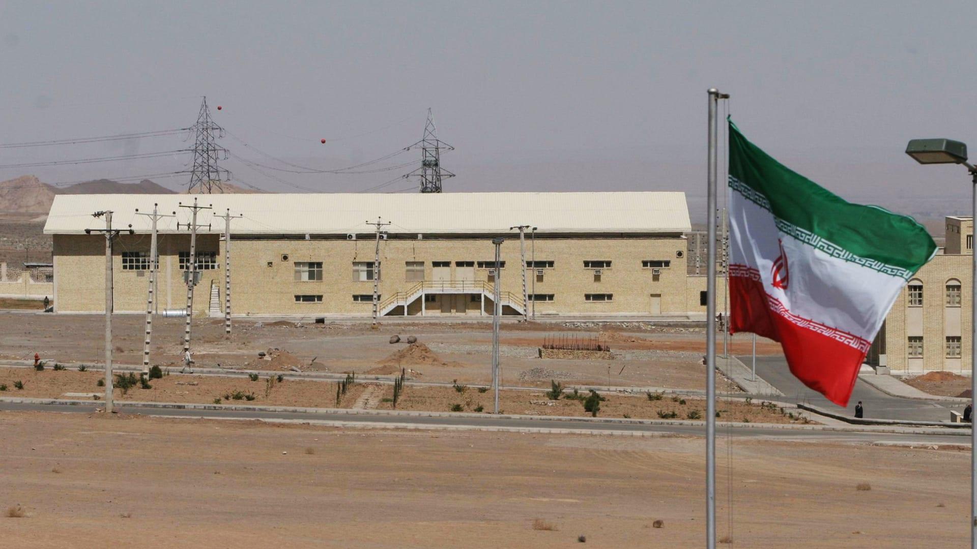 بعد الهجوم عليها.. إيران تزيد أجهزة الطرد في منشأة نطنز ونسبة التخصيب ستبلغ 60%