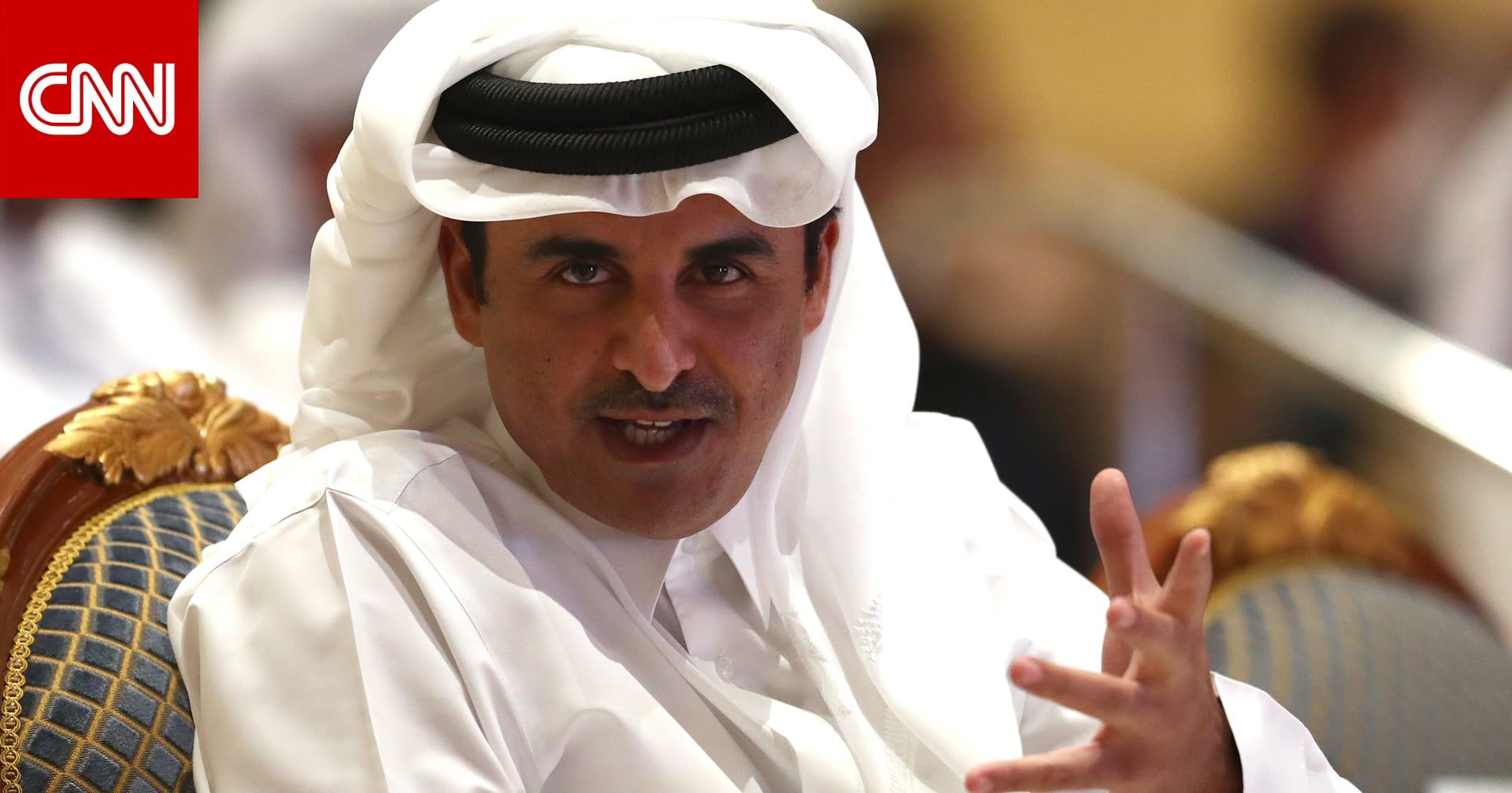 أمير قطر يهاتف الملك سلمان وولي عهد السعودية للتهنئة بعيد الأضحى