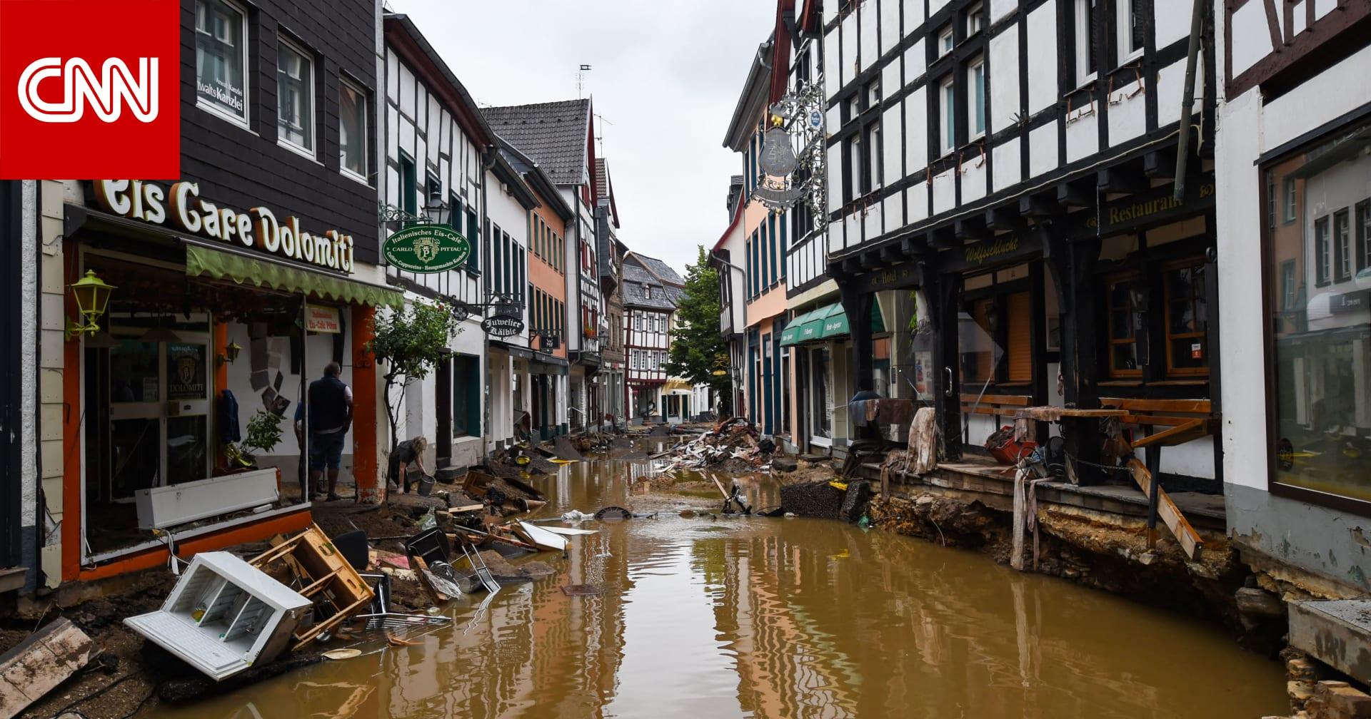 ألمانيا: اتحادات كرة القدم تتعهد بـ3.5 مليون دولار لضحايا الفيضانات