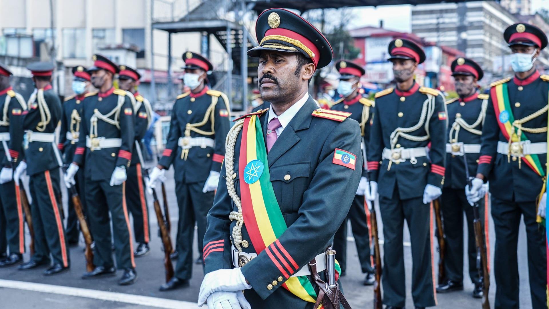 إثيوبيا تعلن توقيع اتفاقيات عسكرية مع روسيا لتحديث قدرات جيشها