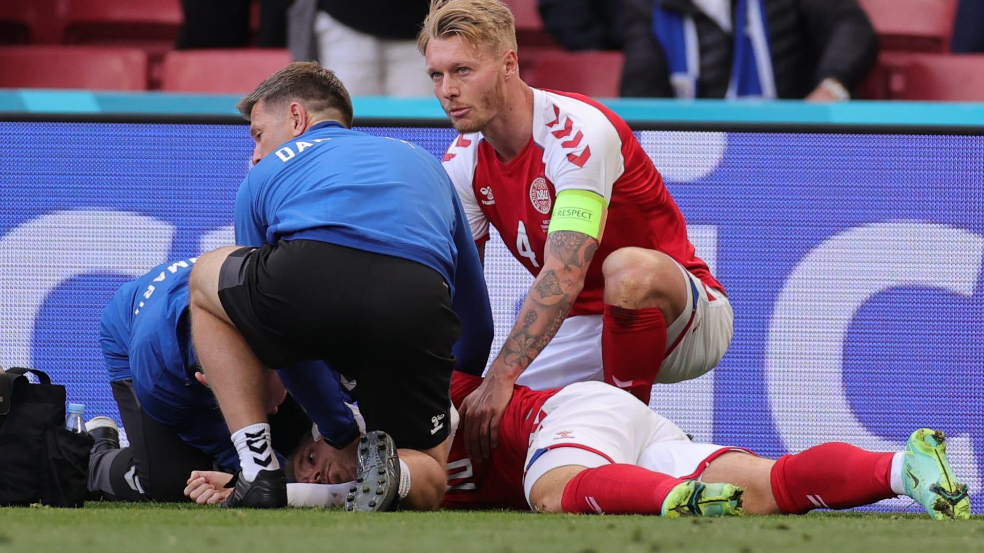 """بعد حادثة إريكسن.. ناد بولندي يدرب لاعبيه على """"الإنعاش القلبي"""""""