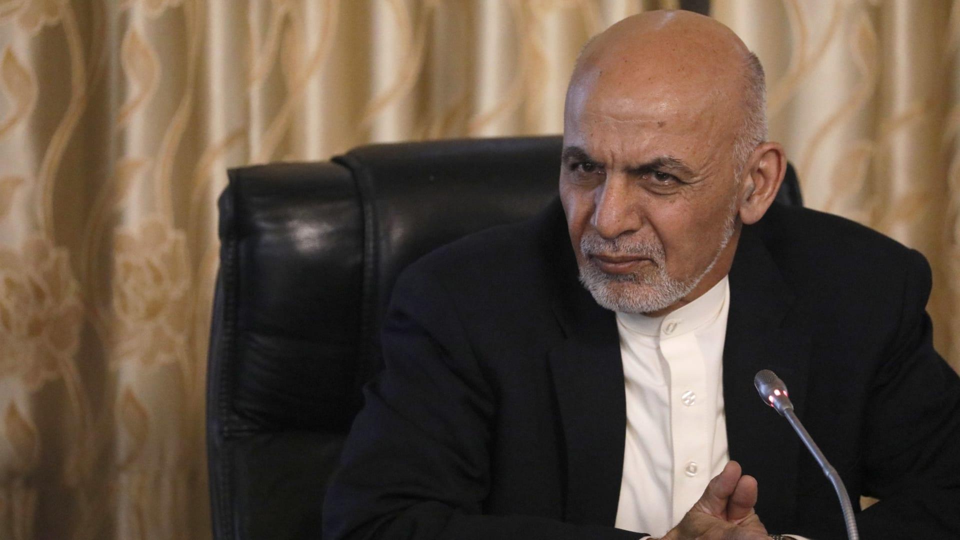 طالبان تستولي مجددا على معظم أنحاء أفغانستان