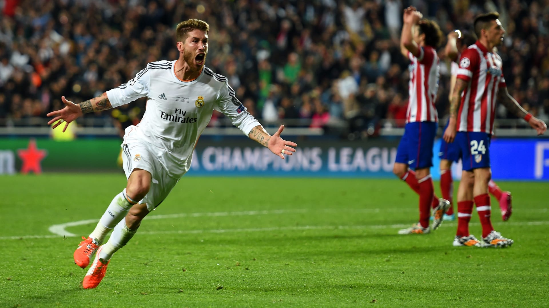 """يوم رحيل """"مصارع الثيران"""".. راموس يودع ريال مدريد بالدموع: أراكم لاحقا"""