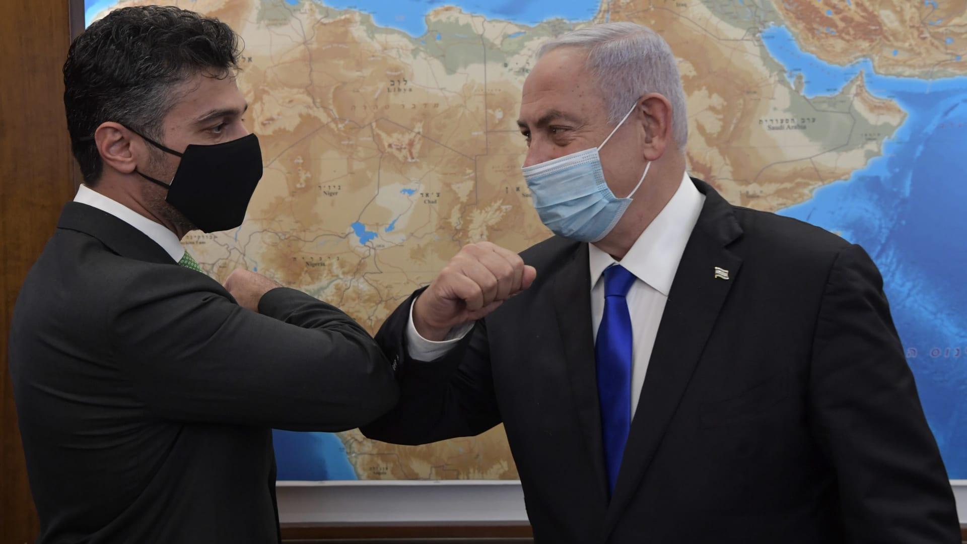 سفير الإمارات لدى إسرائيل يلتقي نتنياهو.. والكشف عما دار بينهما