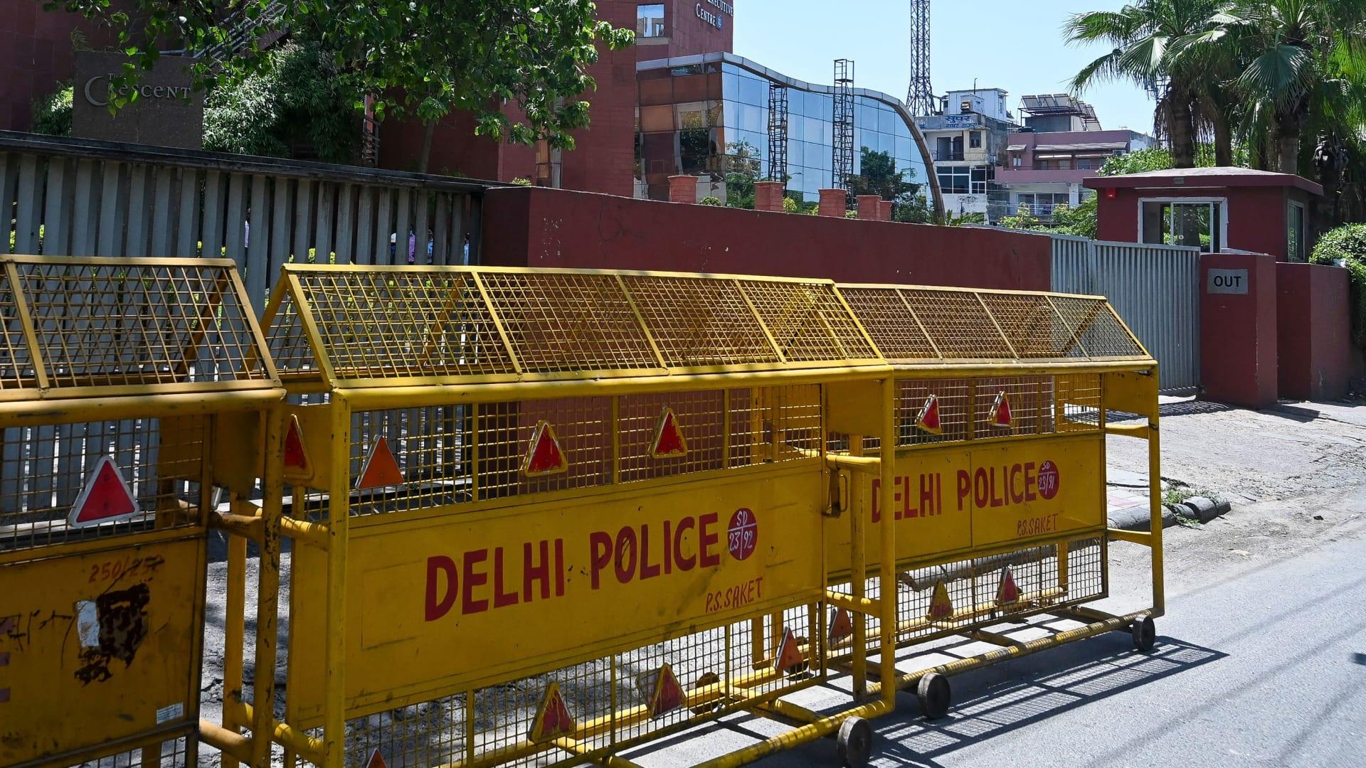 """الشرطة الهندية تزور مكاتب """"تويتر"""" بعد وسم الشركة تغريدة من حزب ناريندرا مودي"""