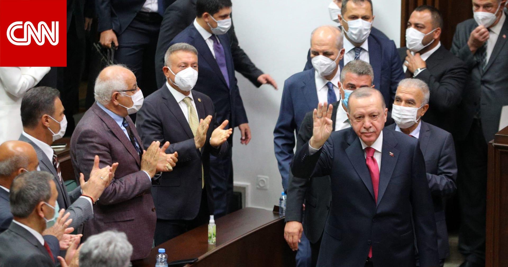 أردوغان بالذكرى الـ5 لمحاولة الانقلاب العسكري: سنسحق أي تهديد للدولة التركية