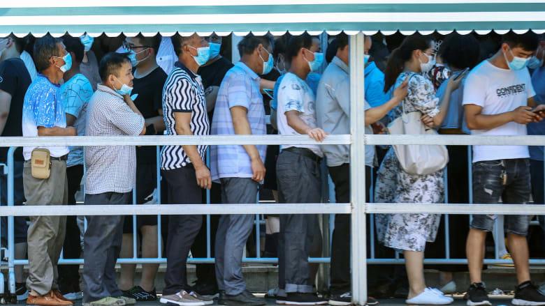 الصين تسجل أعلى عدد لحالات الإصابة بفيروس كورونا منذ يناير