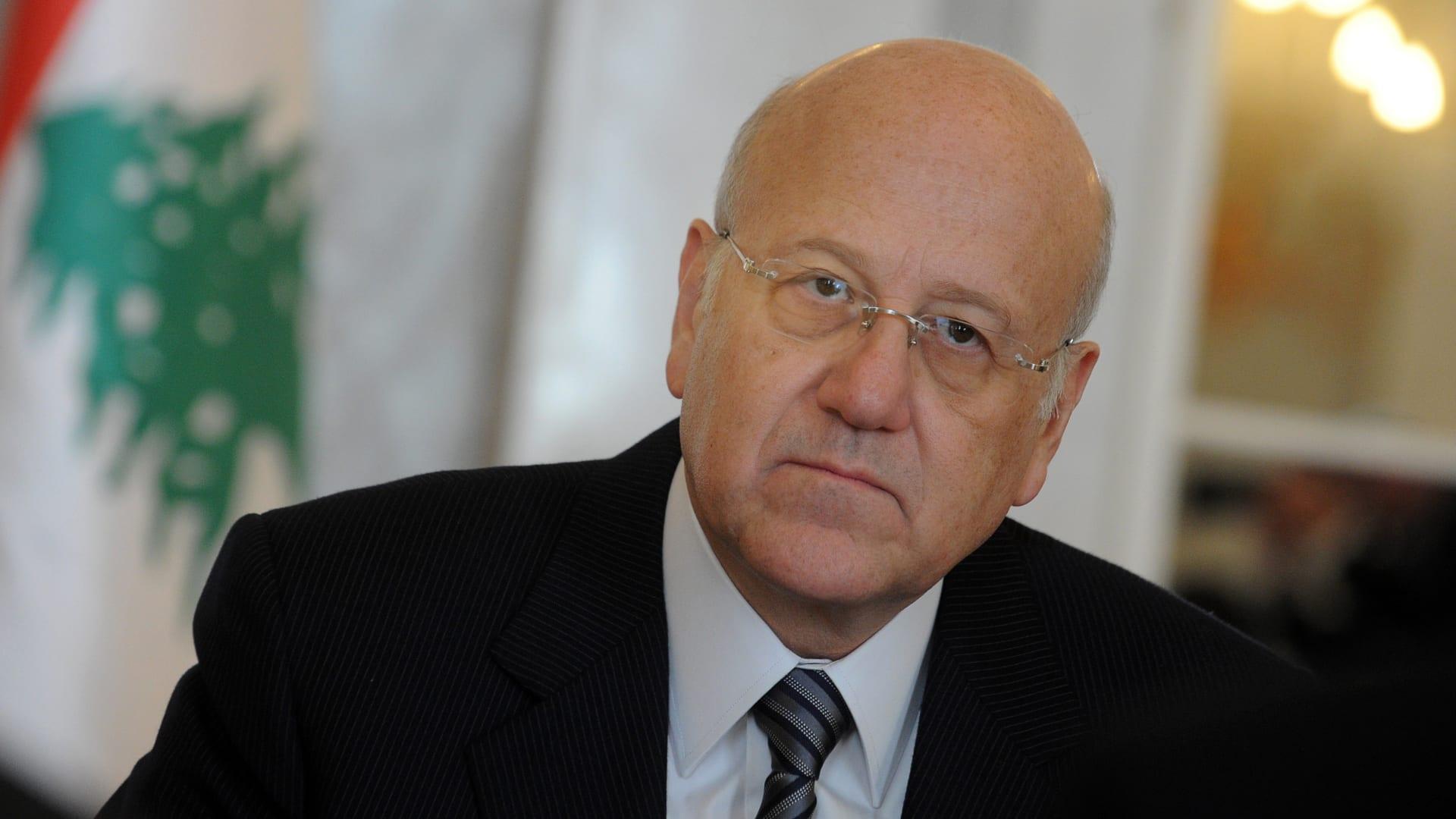 ميقاتي في أولى جلسات حكومته: سنعمل من أجل اللبنانيين بمواليهم ومعارضهم