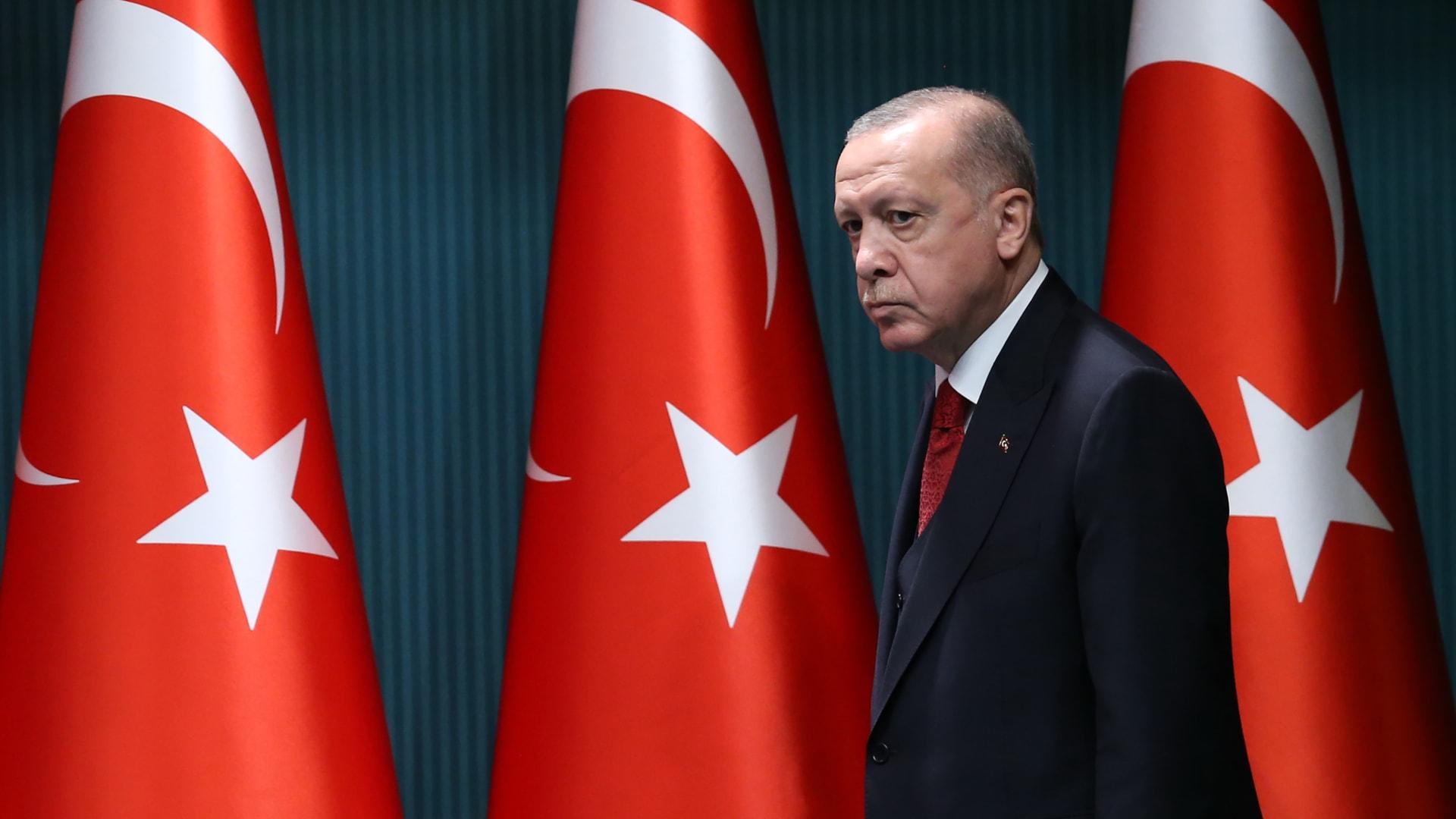 أردوغان لآبي أحمد: تركيا ستواصل توفير كافة أنواع الدعم لإثيوبيا