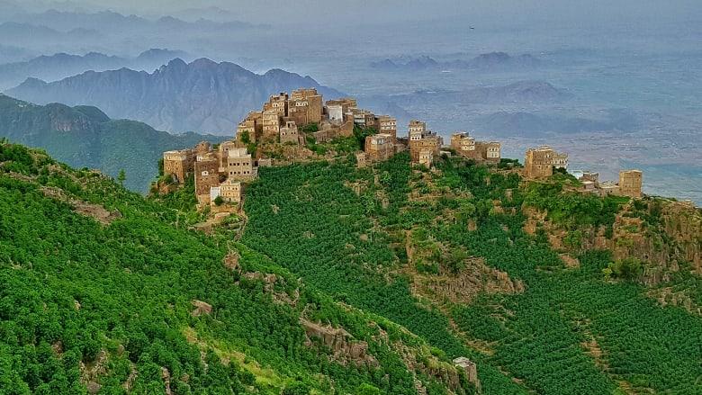 مصور يوثق آخر بقايا الغابات شبه الاستوائية بشبه الجزيرة العربية باليمن