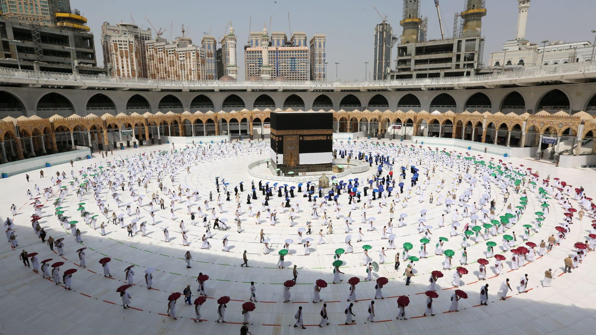 السعودية تدشن موقعًا لتسجيل الراغبين في الحج من داخل أراضيها.. وتحدد  الاشتراطات - CNN Arabic