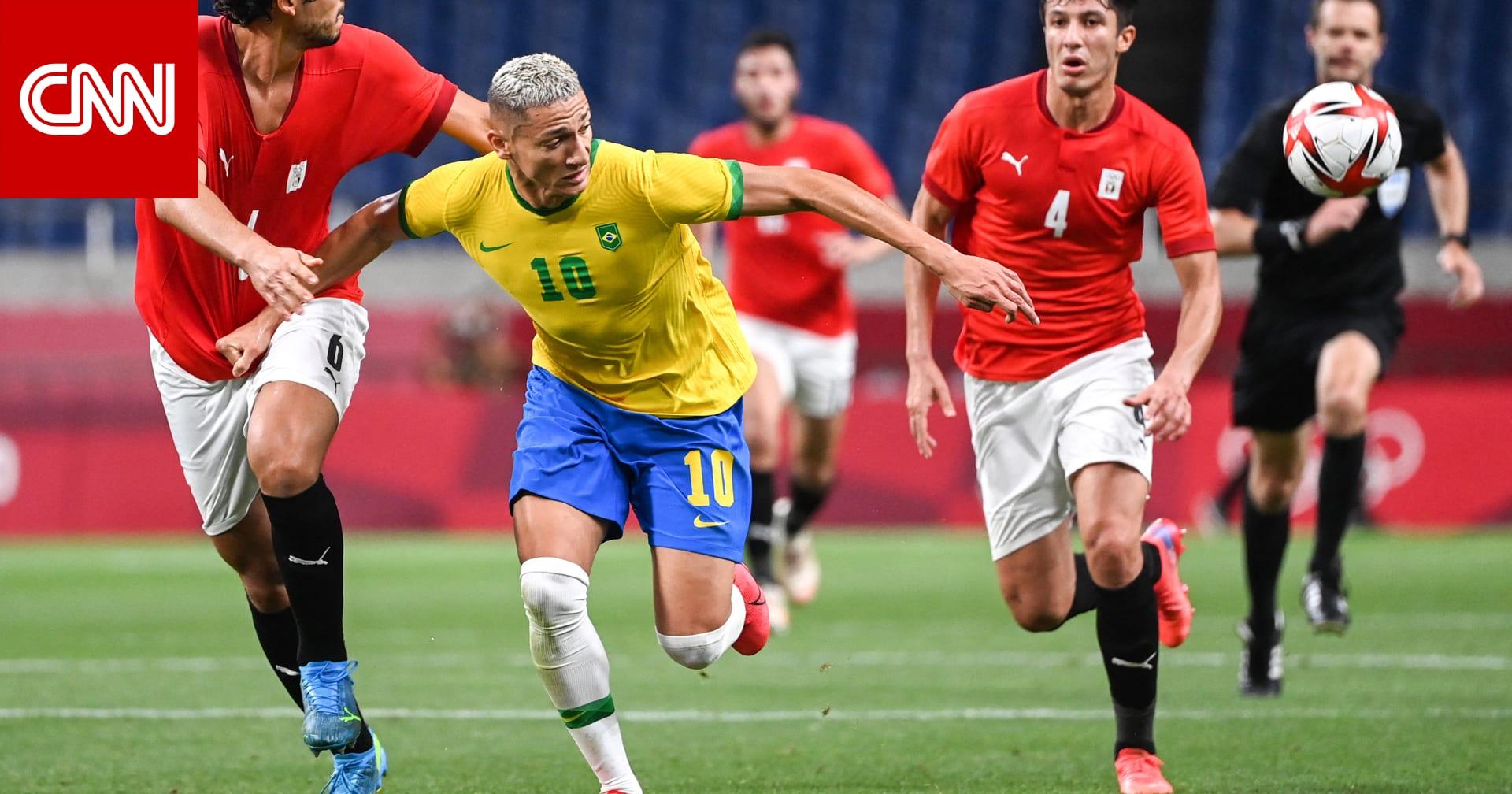 مصر و البرازيل