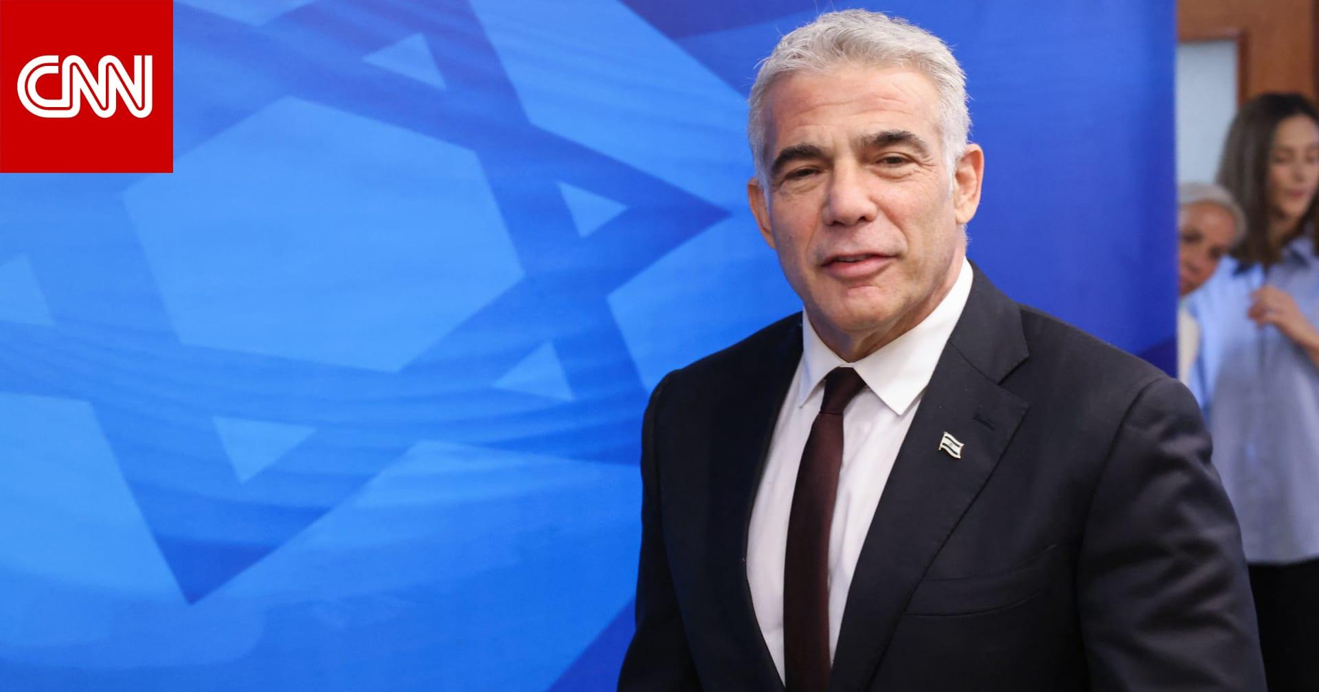 وزير خارجية إسرائيل ينشر صورة من الطائرة بأول زيارة رسمية للإمارات