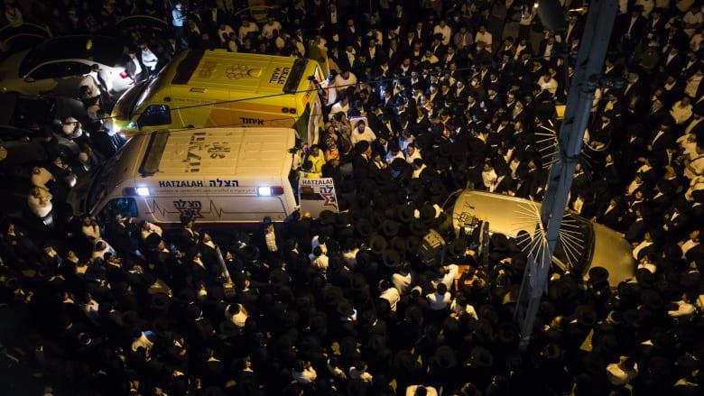 بعد حادثة التدافع بجبل ميرون في إسرائيل.. من سيتحمل المسؤولية؟