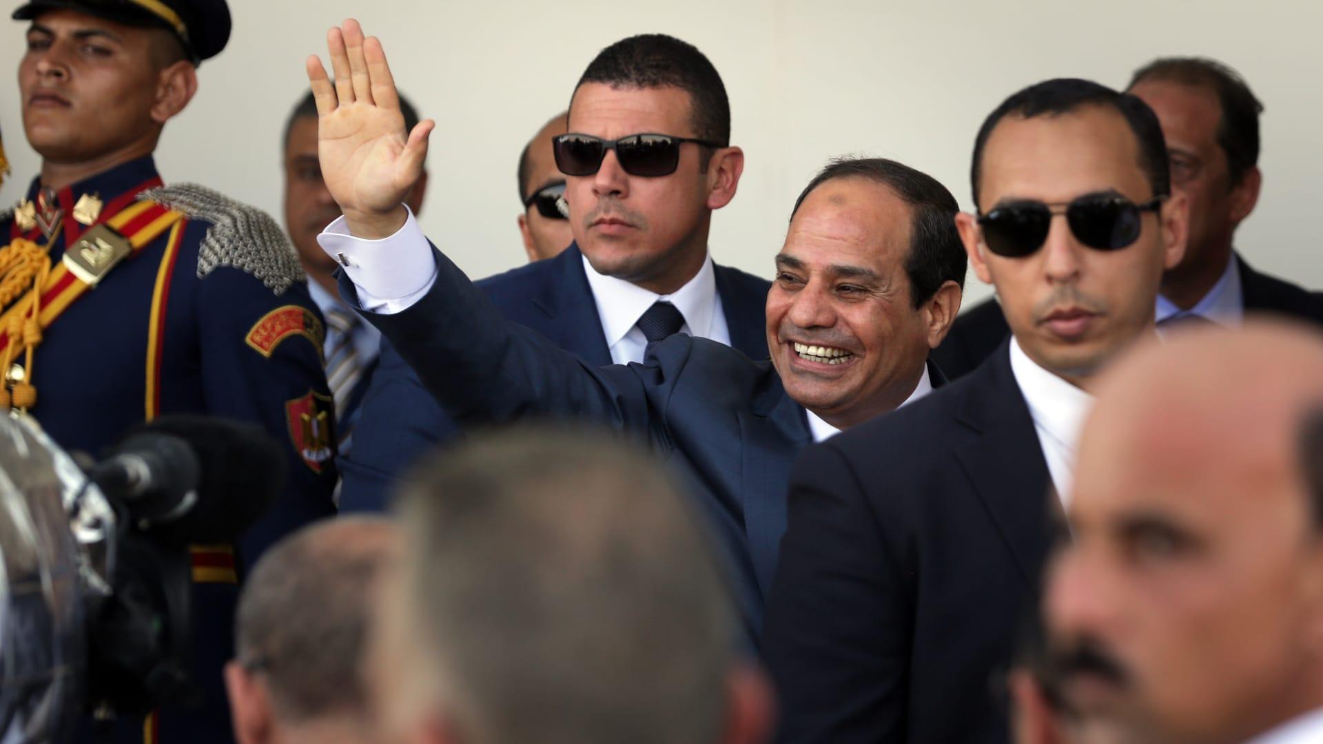 """استوقفته قضية """"حقوق الإنسان"""".. السيسي يحدد شرطين لحرية التعبير والمعارضة في مصر"""