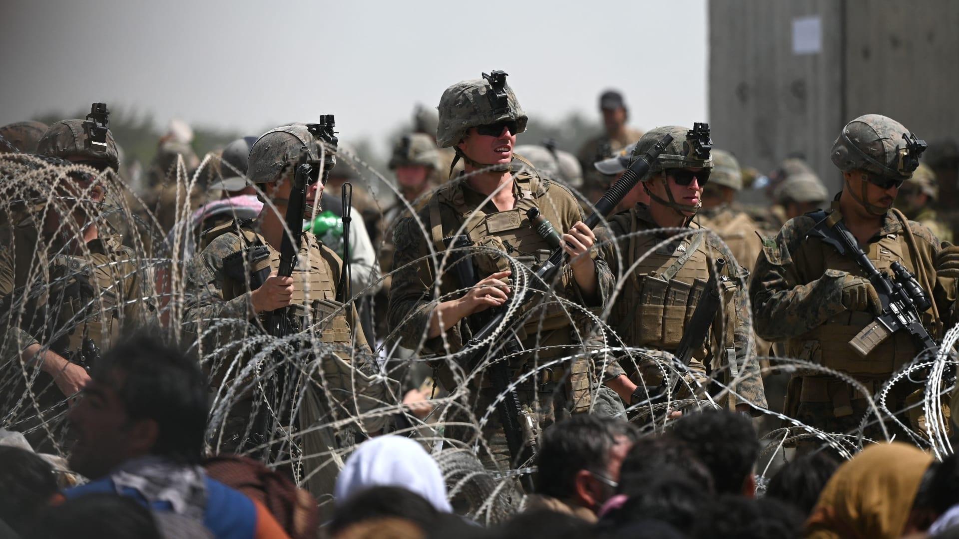 المتحدث باسم البنتاغون: سندمر أسلحتنا ومعداتنا العسكرية في أفغانستان إذا لزم الأمر