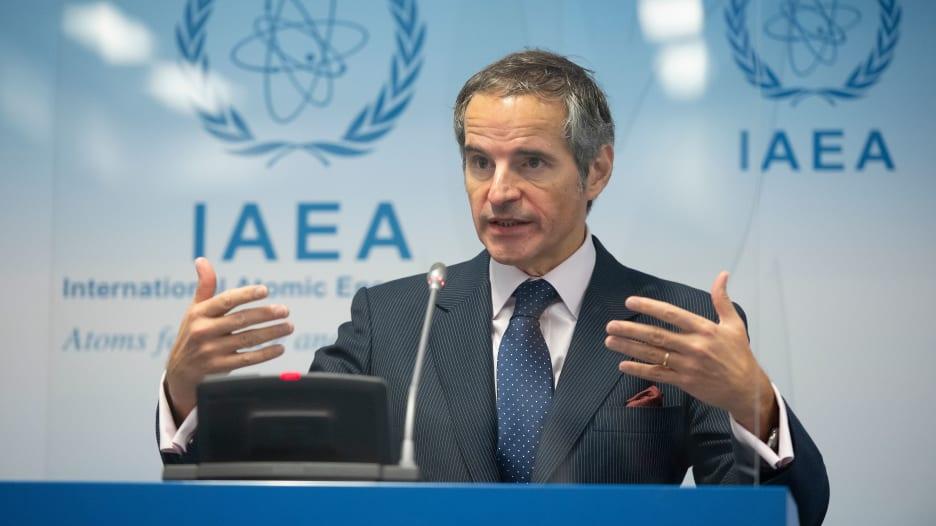 مدير وكالة الطاقة الذرية: إيران لم تفسر وجود آثار اليورانيوم