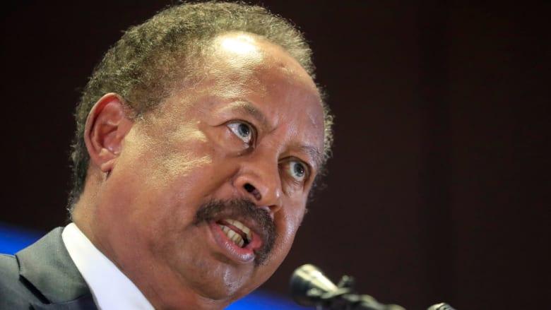 رئيس وزراء السودان لـCNN: تطبيع العلاقات مع إسرائيل عملية وليس حدثا
