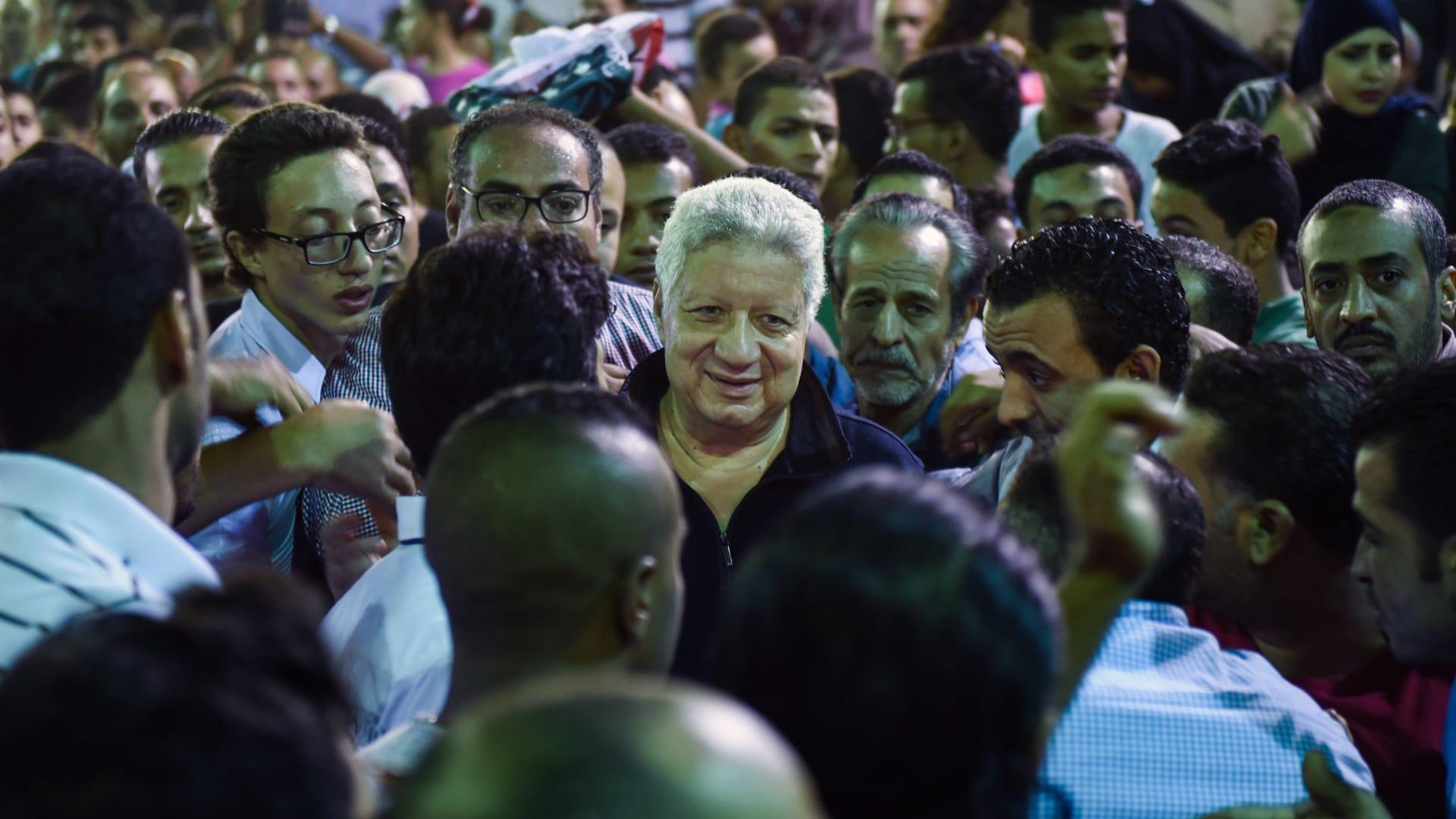 مصر.. مرتضى منصور يقاضي رئيس اللجنة الأولمبية بعد إلغاء قرار عزله
