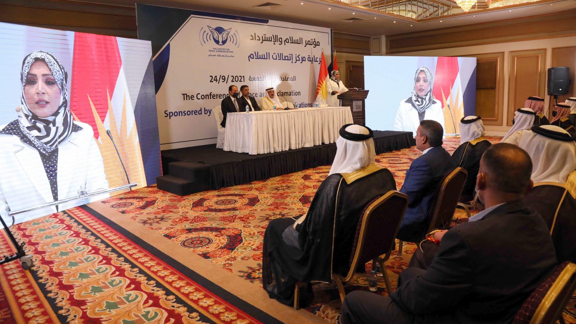 """الحكومة العراقية تؤكد رفضها التطبيع بعد """"اجتماع غير قانوي"""" في أربيل.. وإسرائيل تصفه بـ""""حدث يبعث بالأمل"""""""