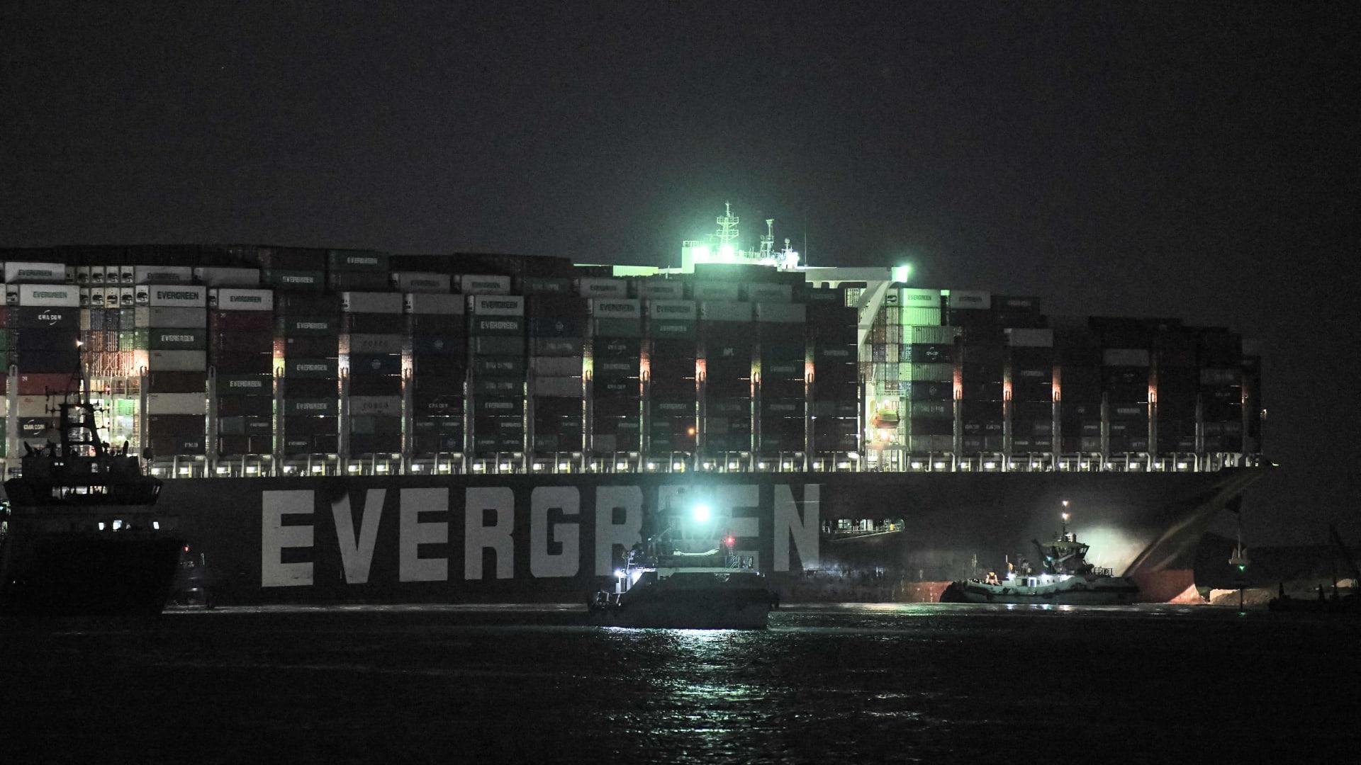 سفينة ايفر جيفن