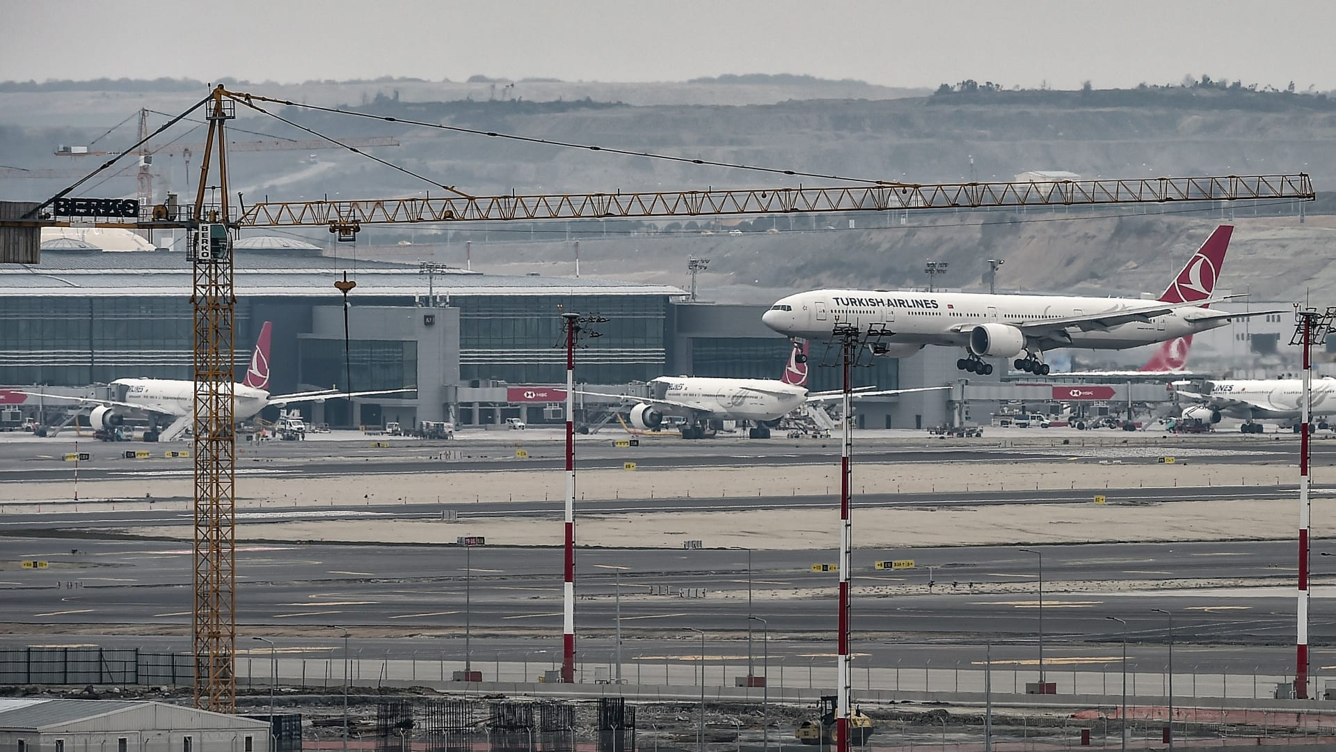 شركة طيران إسرائيلية تعلن وصول رحلة ركاب إلى تركيا لأول مرة منذ 10 سنوات