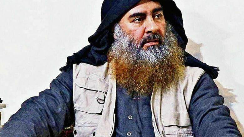 صورة أرشيفية لأبوبكر البغدادي زعيم تنظيم داعش السابق