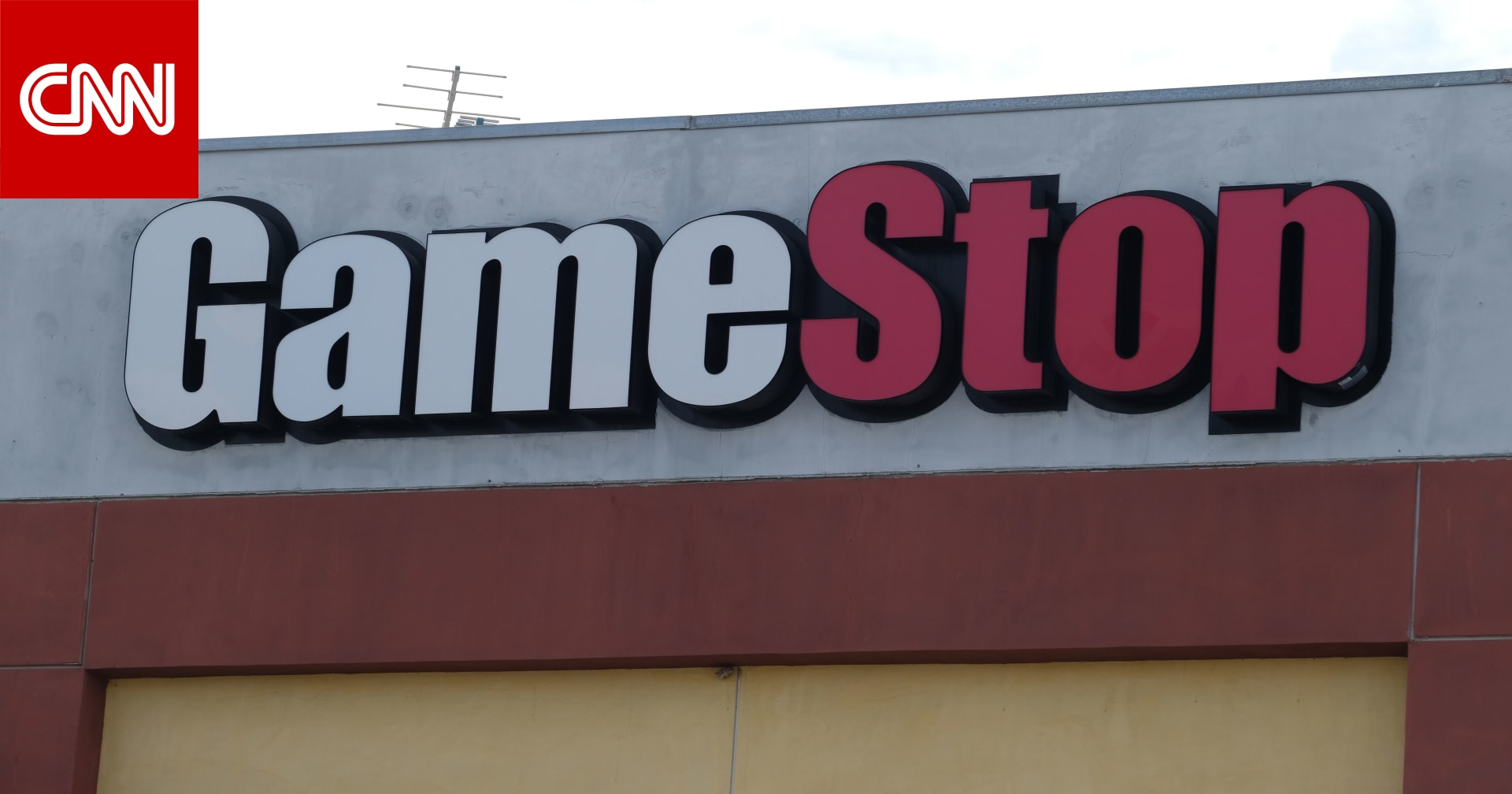 سهم Game Stop يقفز 104% ليغلق على 91.7 دولارا الأربعاء
