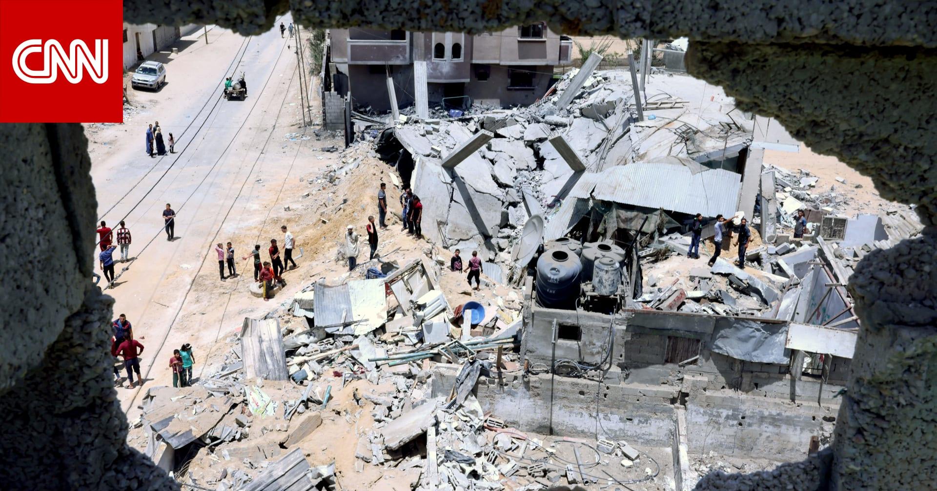 أكثر من 50 مليون دولار حجم الأضرار الاقتصادية في غزة نتيجة الغارات الإسرائيلية