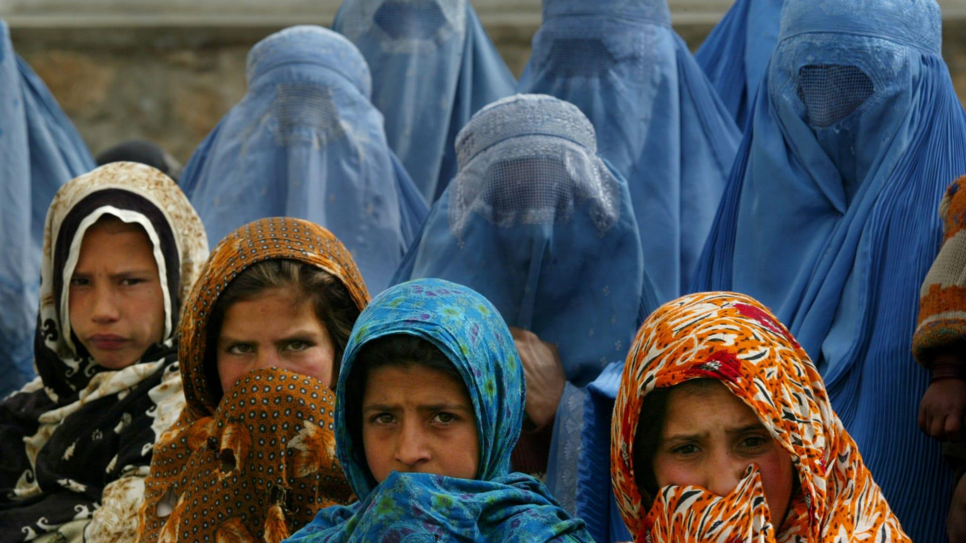afghan-women