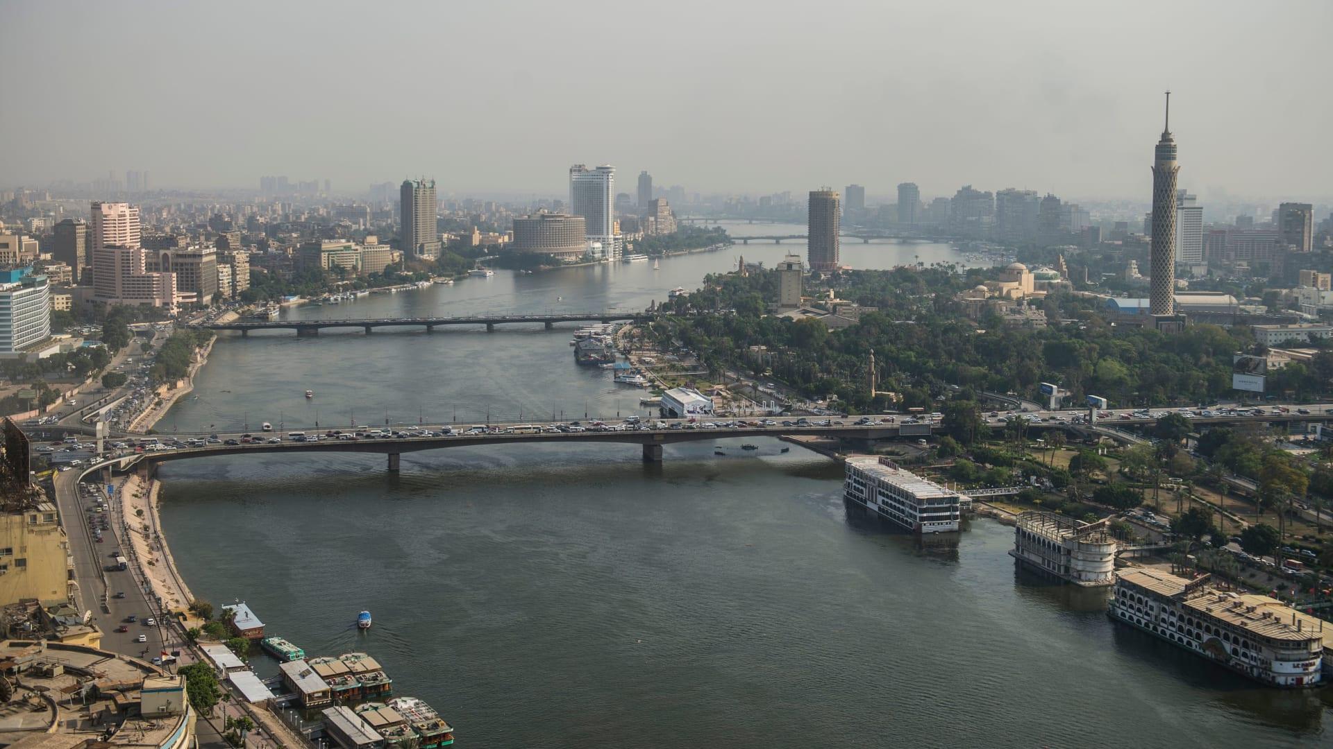صورة أرشيفية عامة منالعاصمة المصرية، القاهرة
