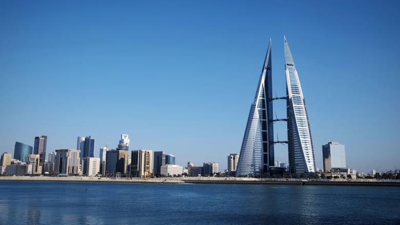 صورة ارشيفية عامة من العاصمة البحرينية، المنامة