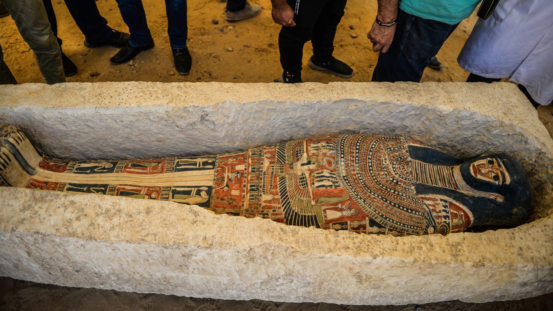 """هل يعود أصل """"المومياوات المصرية"""" للشرق الأدنى وأوروبا؟"""