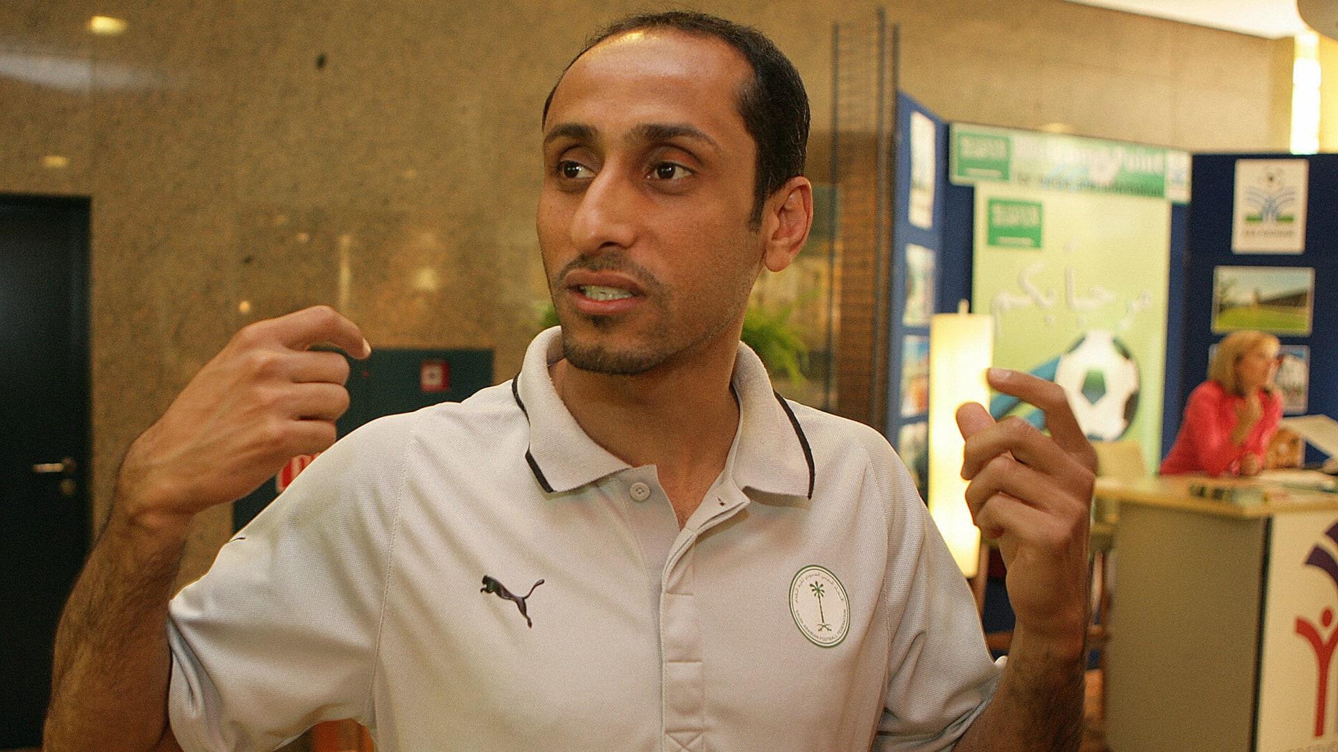 صورة أرشيفية لسامي الجابر العام 2006