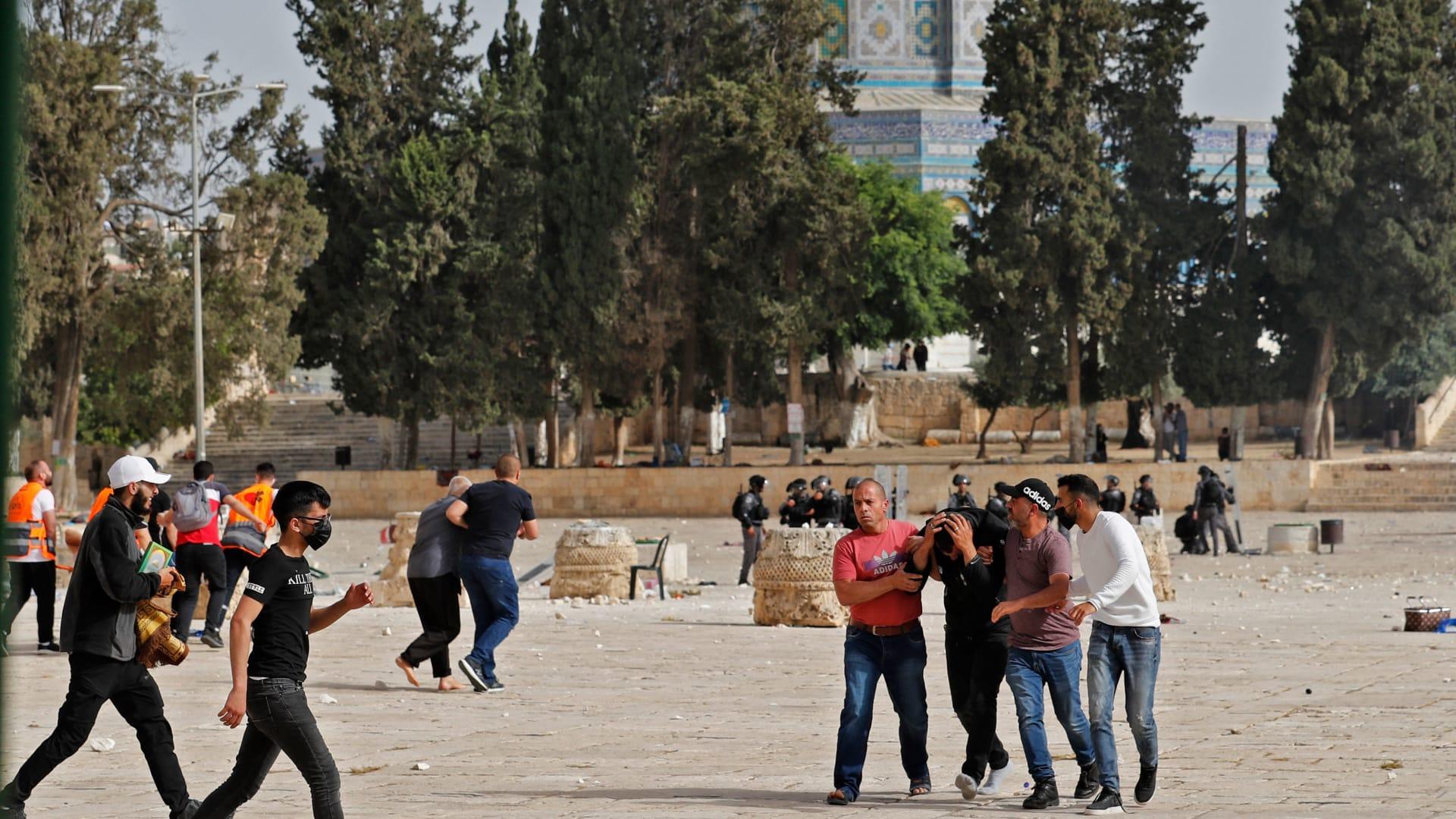 الشرطة الإسرائيلية تغلق الحرم القدسي أمام غير المسلمين اليوم