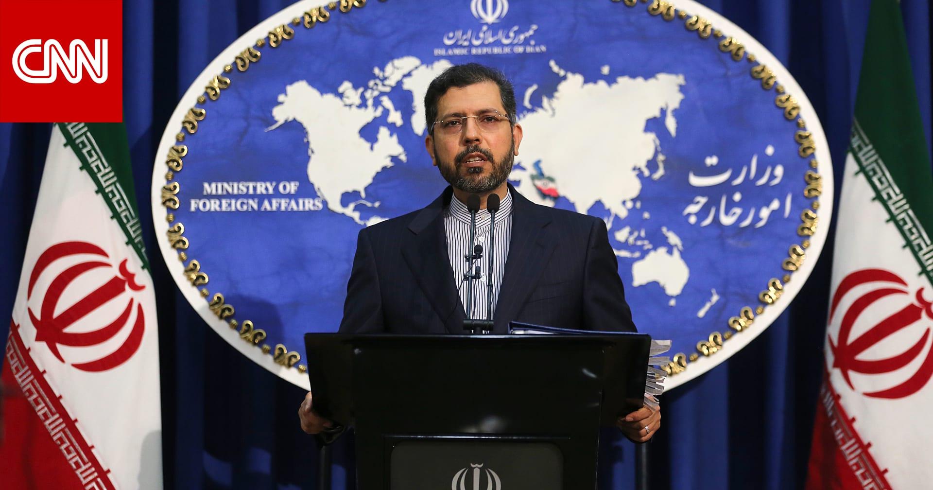 إيران: محادثات جيدة مع السعودية حول قضايا ثنائية