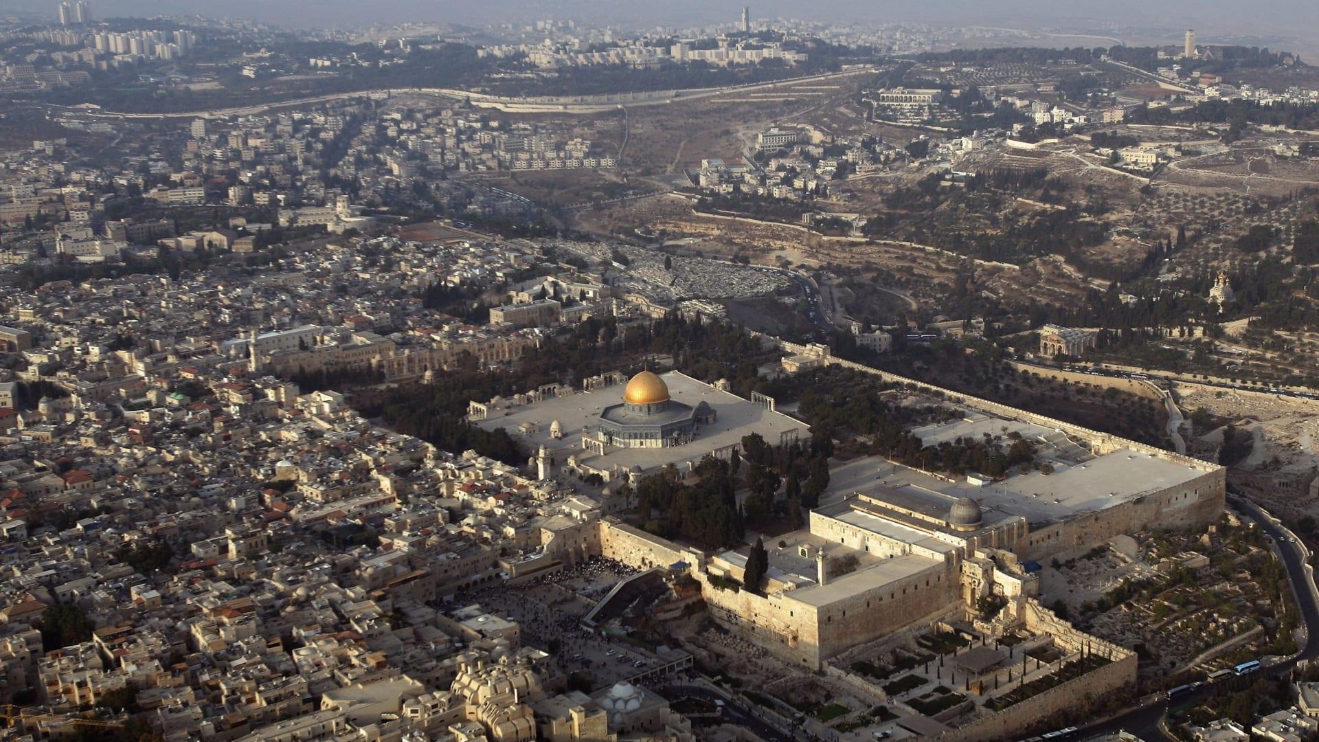 مرشح بايدن كسفير لإسرائيل يوضح موقفه من القدس كعاصمة والجولان