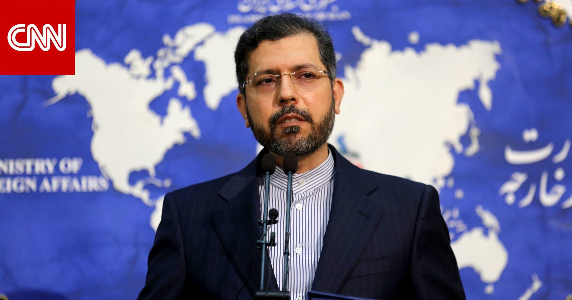 """إيران تعلق على أحداث الأردن وتربط مصلحة إسرائيل """"بأي توتر في غرب آسيا"""""""