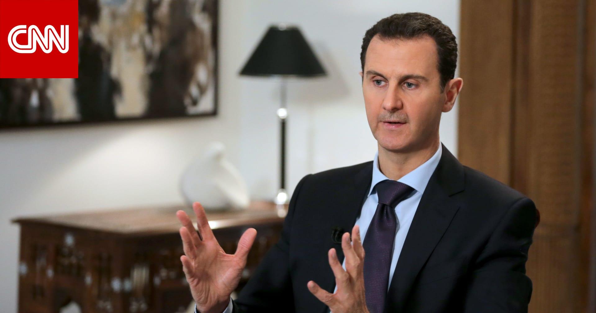 """الأسد يؤدي القسم الدستوري ويدعو من """"غُرر بهم"""" للعودة إلى """"حضن الوطن"""""""