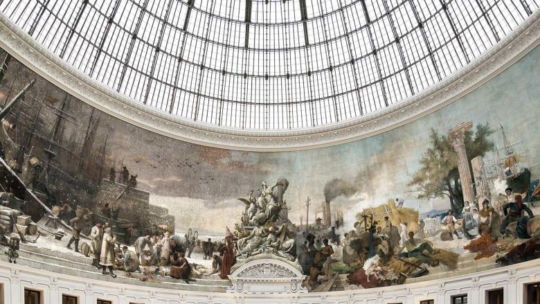 بورصة باريس السابقة تتحول إلى متحف فني  بقيمة 195 مليون دولار