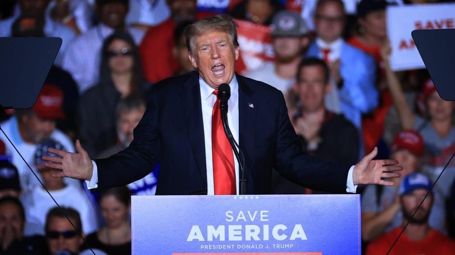 ترامب يهاجم بايدن: أشرف على أكبر إذلال للسياسة الخارجية في تاريخ أمريكا