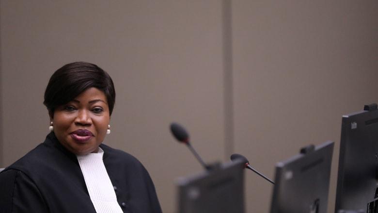 المدعية العامة للجنائية الدولية تعلن عزمها فتح تحقيق رسمي في جرائم الحرب المزعومة بالأراضي الفلسطينية