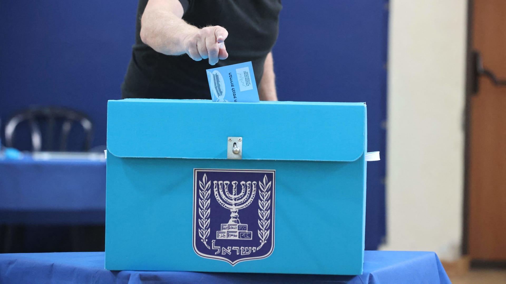 صورة من عمليات التصويت