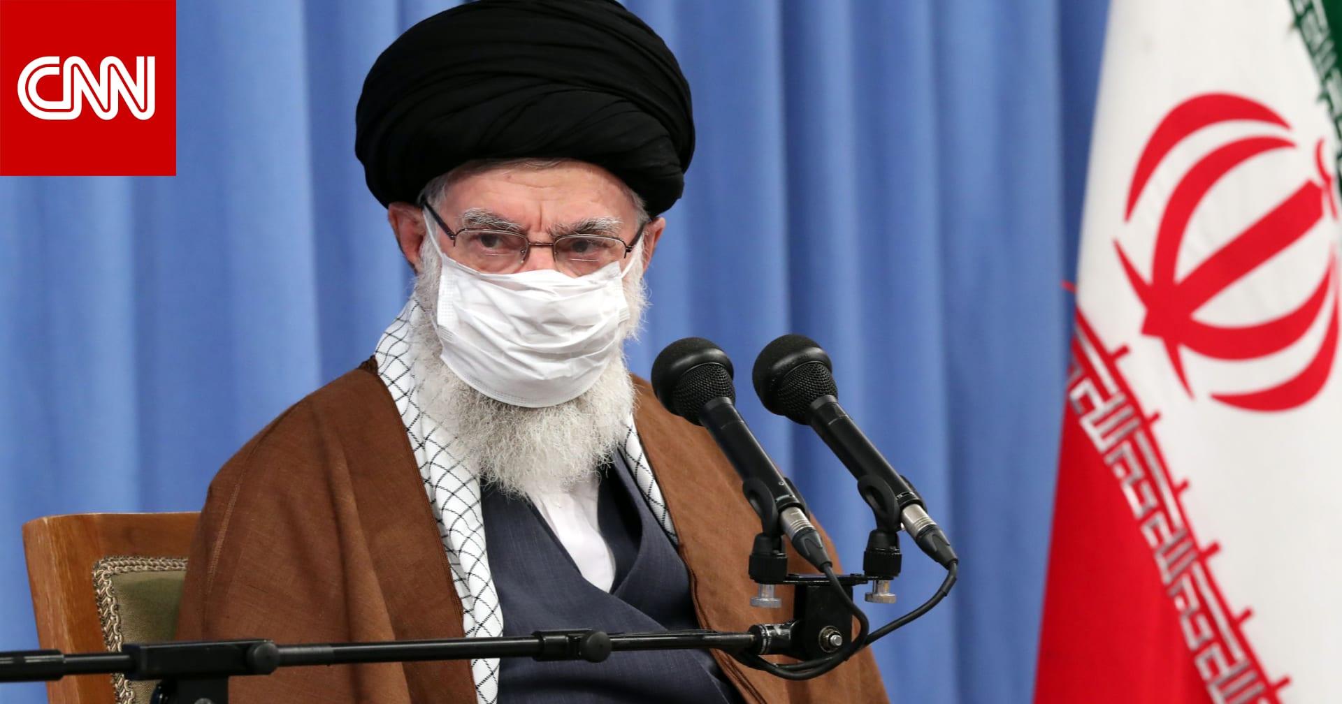 خامنئي يقارن ردة فعل المرشحين بالانتخابات الإيرانية مع نظرائهم من الأمريكيين