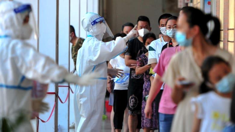 مسافر يشعل شرارة تفشي فيروس كورونا في الصين رغم خضوعه للحجر الصحي لمدة 21 يومًا
