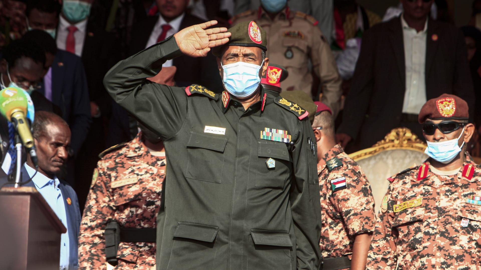 السودان يقبل وساطة الإمارات لحل قضيتي الحدود مع إثيوبيا وسد الهضة